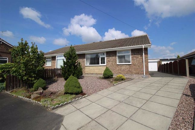 2 bed semi-detached bungalow for sale in Langfield Close, Fulwood, Preston PR2