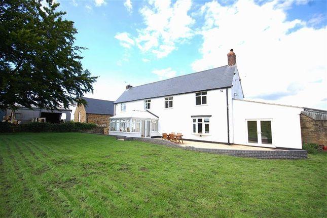 Thumbnail Farmhouse for sale in Pentrich, Ripley