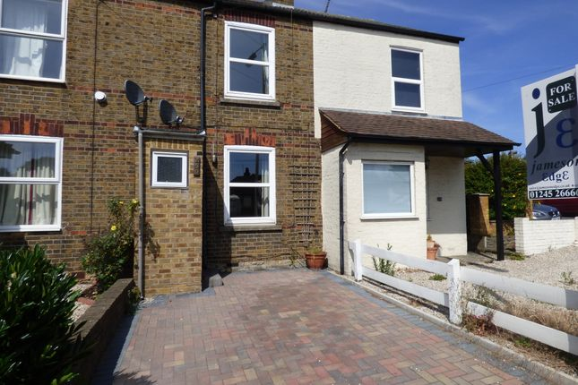 Thumbnail Terraced house for sale in Rainsford Road, Chelmsford