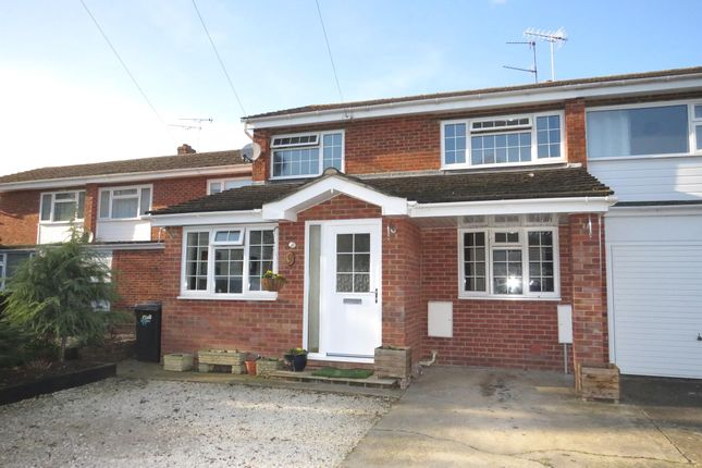 Thumbnail Semi-detached house for sale in Stockton Close, Hedge End, Southampton
