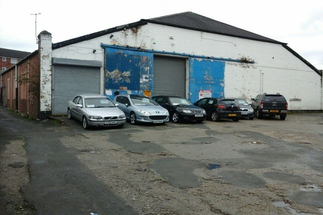 Thumbnail Warehouse for sale in Pwll-Y-Grawys, Denbigh