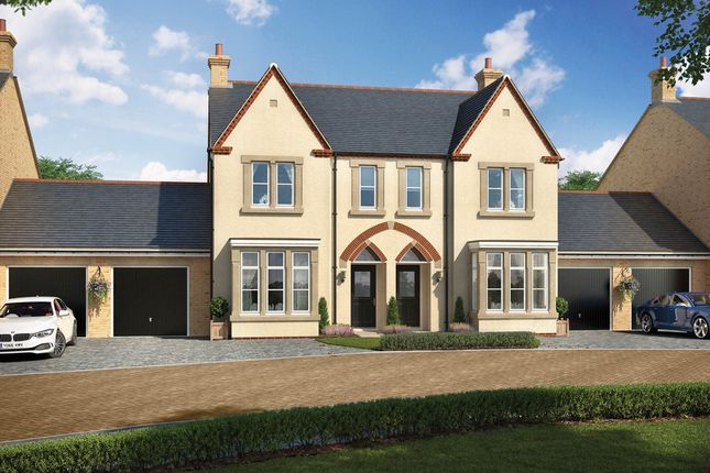 """Thumbnail Property for sale in """"The Woodcote"""" at Hitchin Road, Stotfold, Hitchin"""