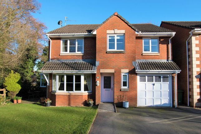Thumbnail Detached house for sale in Coed Y Wenallt, Rhiwbina, Cardiff