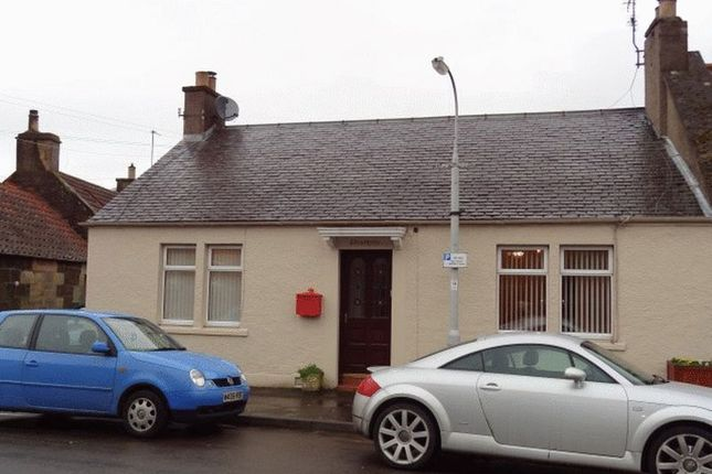 Thumbnail Cottage to rent in High Street, Freuchie, Fife