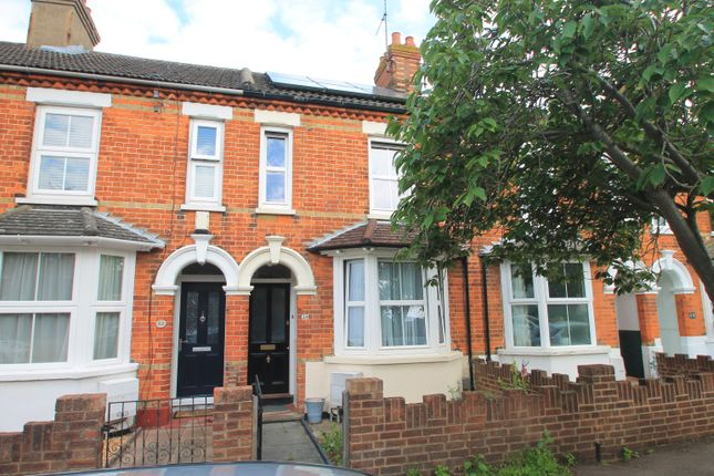3 bed terraced house to rent in Queen Alexandra Road, Bedford MK41