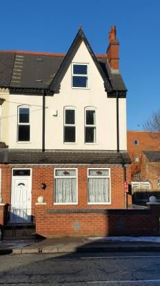 Thumbnail End terrace house to rent in Oakfield Road, Erdington, Birmingham, West Midlands