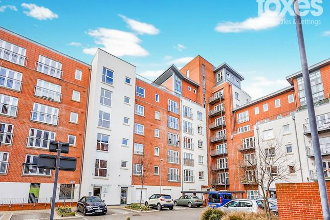 Thumbnail Flat to rent in Avenel Way, Poole, Dorset