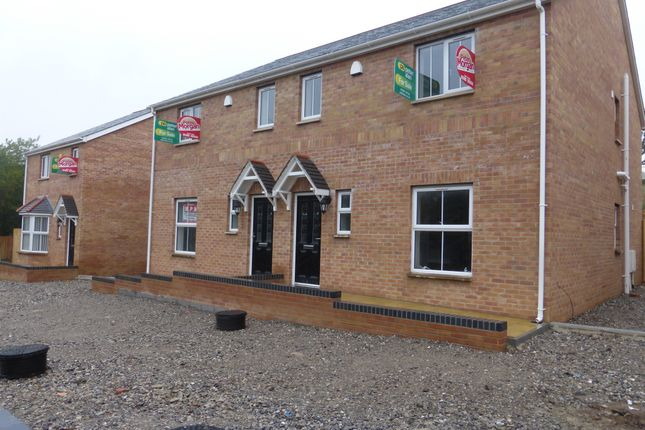 Thumbnail Semi-detached house for sale in The Willows, Bryn, Port Talbot