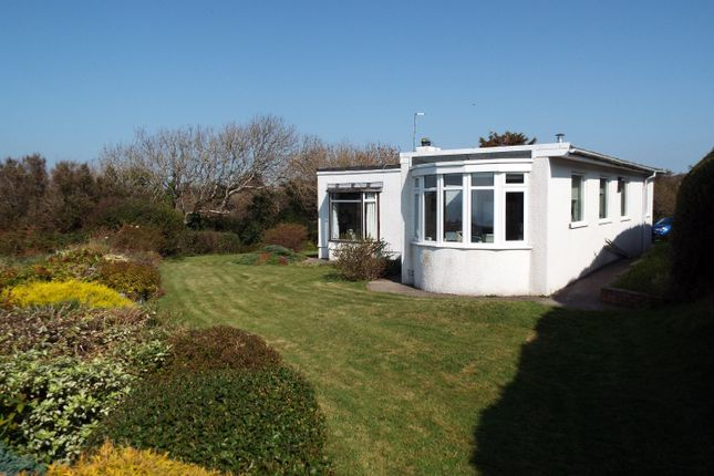 Thumbnail Detached bungalow for sale in Caswell Bay, Swansea