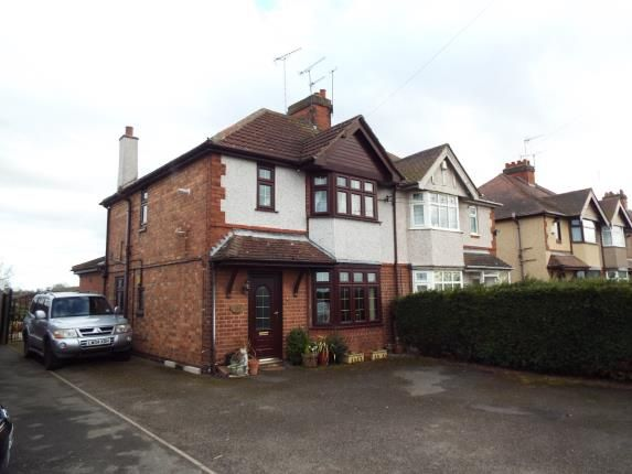 Thumbnail Semi-detached house for sale in Coventry Road, Bulkington, Bedworth