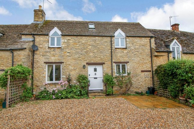 Thumbnail Terraced house for sale in White Hart Court, Fairford, Gloucestershire
