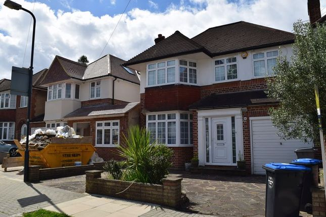 Thumbnail Detached house for sale in Donnington Road, Kenton, Harrow