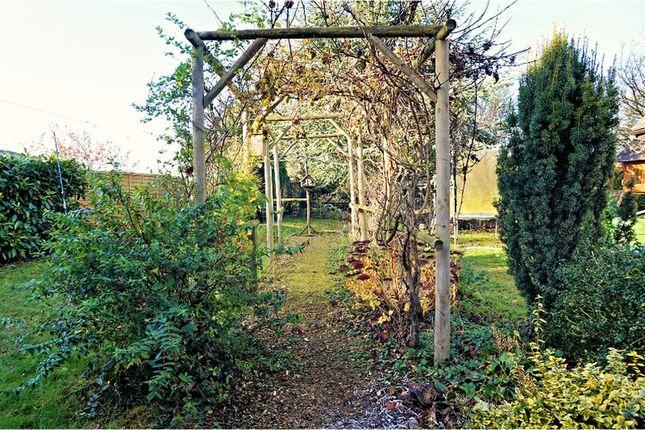 Garden of Fosseway Lower Slaughter, Cheltenham GL54