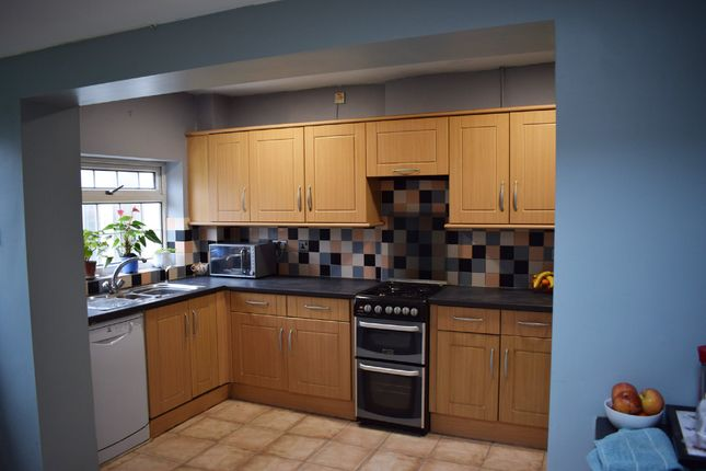 Thumbnail Semi-detached house for sale in Reepham Road, Hellesdon, Norwich