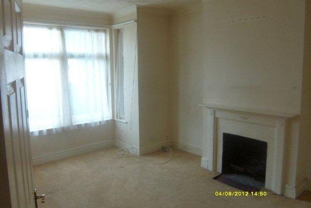 Thumbnail Terraced house to rent in Brockhurst Road, Gosport