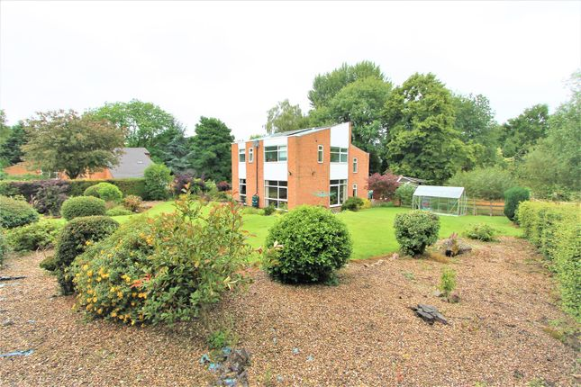 Thumbnail Detached house for sale in Southmeads Close, Oadby, Leicester