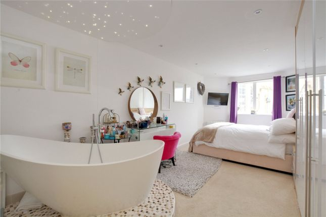 Master Bedroom of Merchants House, Collington Street, London SE10