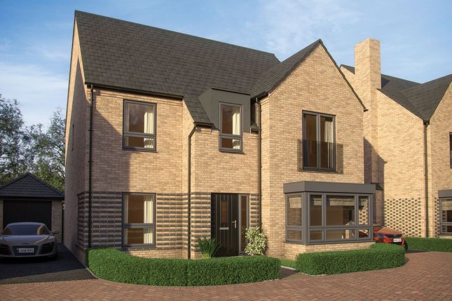 """Thumbnail Detached house for sale in """"The Birch"""" at Woodpecker Close, Northstowe, Cambridge"""