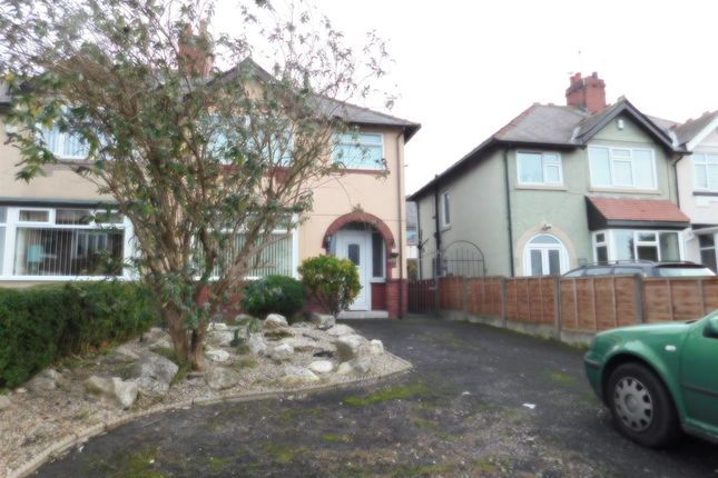 Thumbnail Detached house to rent in Blackpool Old Road, Blackpool
