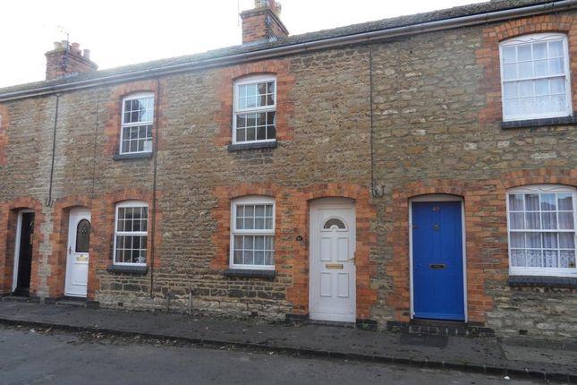 Thumbnail Terraced house to rent in Warwick Terrace, East Street, Olney