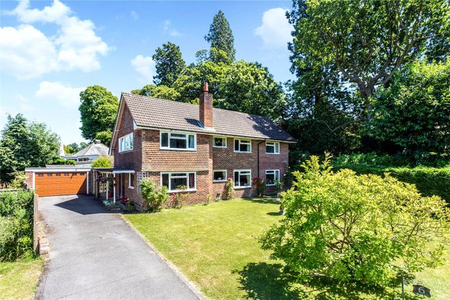 Thumbnail Detached house for sale in Rossdale, Tunbridge Wells, Kent