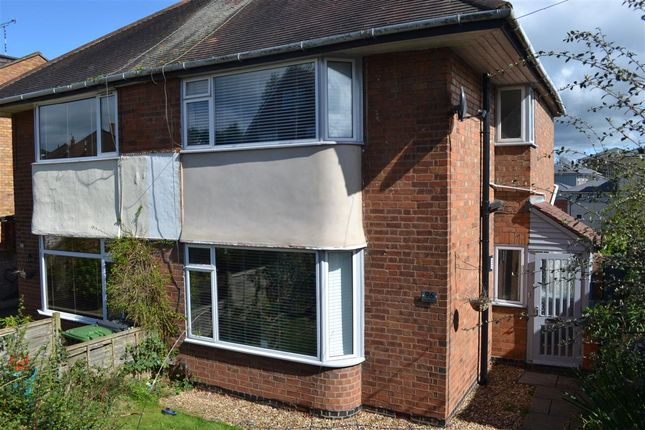 Thumbnail Semi-detached house to rent in Greville Road, Warwick