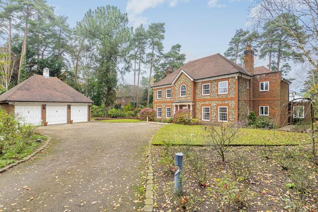 Thumbnail Detached house to rent in Camberley, Surrey