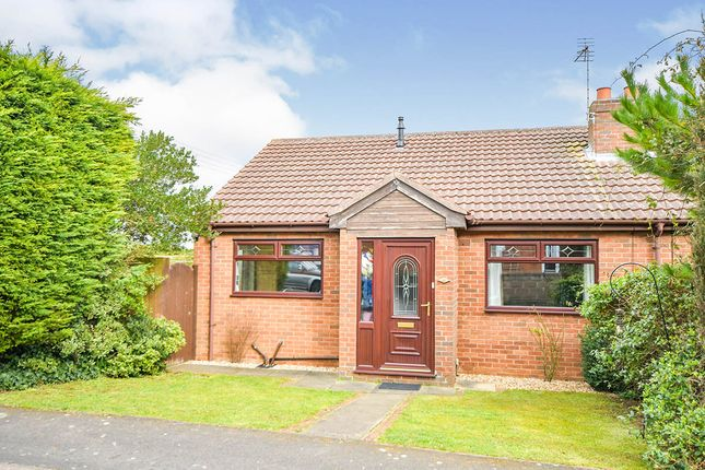 2 bed bungalow for sale in Hawthorn Avenue, Cherry Willingham, Lincoln LN3