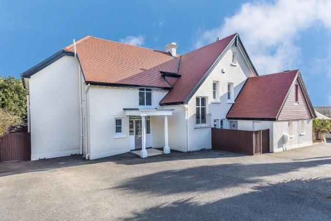 Thumbnail Detached house for sale in Lelant, St.Ives, Cornwall