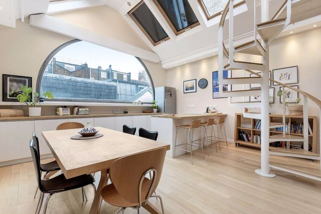 3 bed terraced house for sale in Swan Yard, London N1