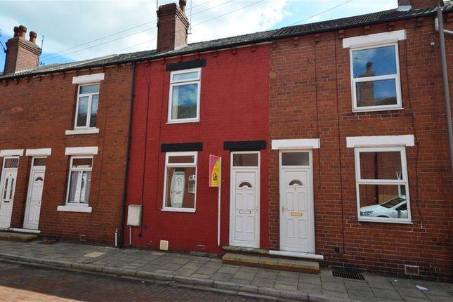 Thumbnail Terraced house to rent in Regent Street, Hemsworth, Pontefract