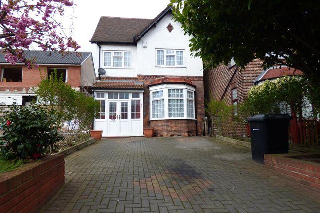 Thumbnail Detached house for sale in Wheelwright Road, Erdington, Birmingham