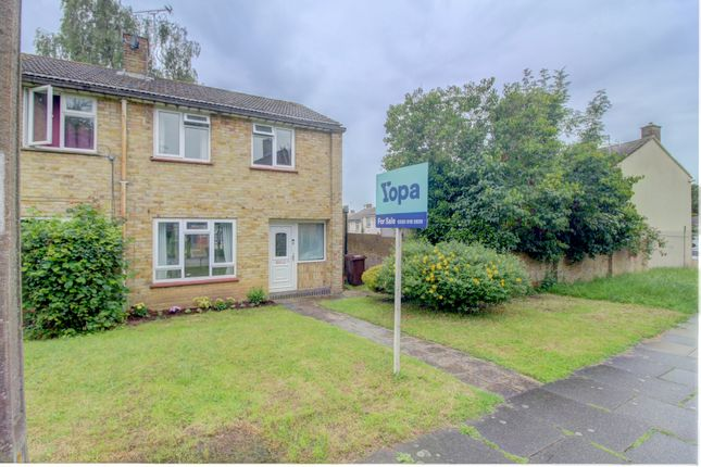 2 bed end terrace house for sale in Ram Gorse, Harlow CM20