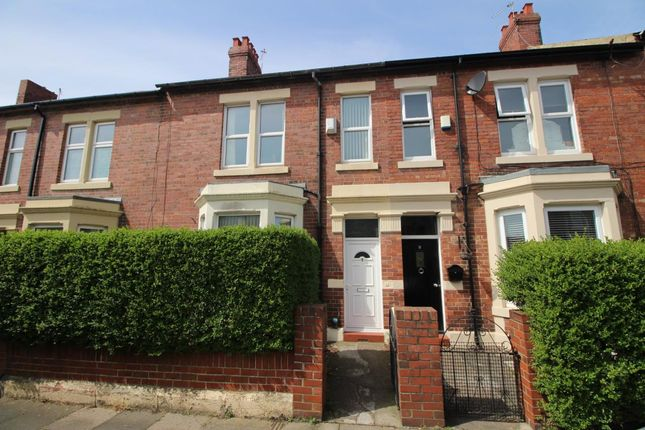 Thumbnail Terraced house to rent in Beaumont Terrace, South Gosforth, Newcastle Upon Tyne