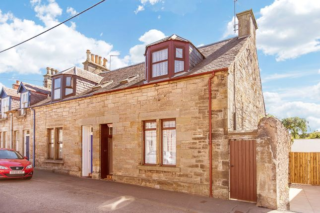 Thumbnail End terrace house for sale in 14 Wester Loan, Milnathort