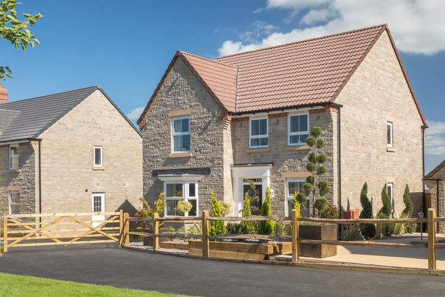 """Thumbnail Detached house for sale in """"Holden"""" at Langport Road, Somerton"""