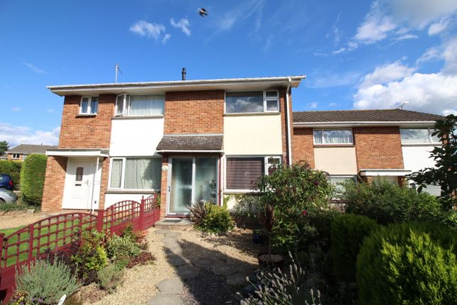 Thumbnail Terraced house for sale in Gurjun Close, Poole