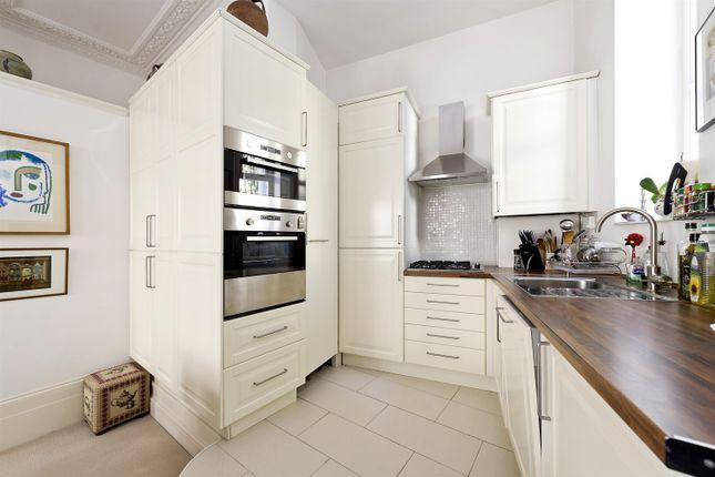 Kitchen of Lexham Gardens, London W8