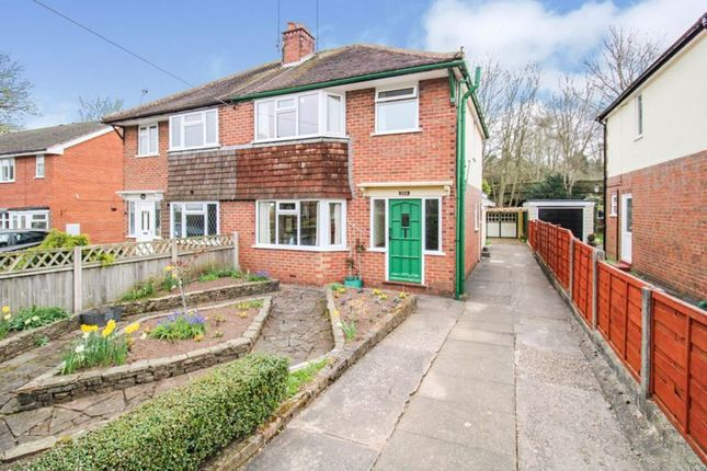 3 bed semi-detached house for sale in Oakwood Road, Leek ST13