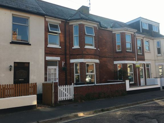 Terraced house to rent in Camperdown Terrace, Exmouth