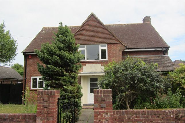 Thumbnail Detached house to rent in Watcombe Road, Bournemouth, Dorset