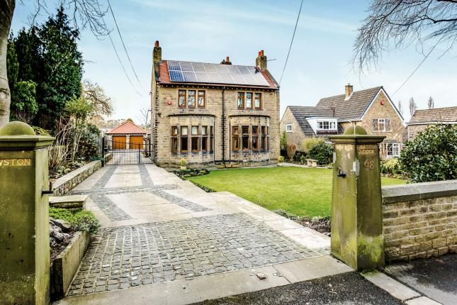 Thumbnail Detached house for sale in Fenay Lane, Almondbury, Huddersfield, West Yorkshire