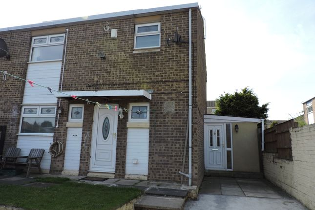 Thumbnail End terrace house to rent in Taunton Grove, Hartlepool