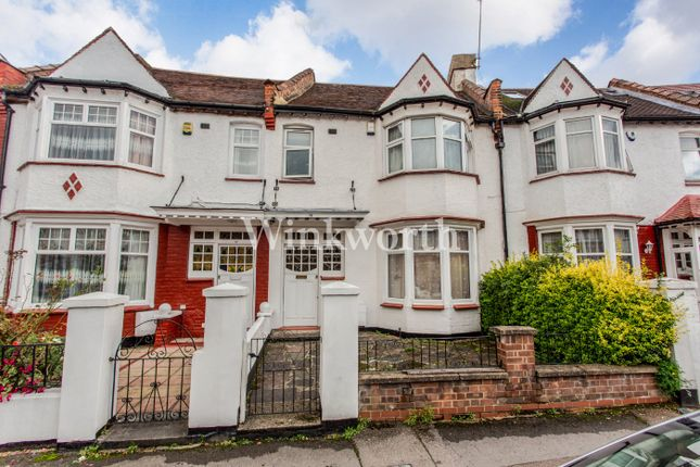 Thumbnail Terraced house for sale in Ewart Grove, London