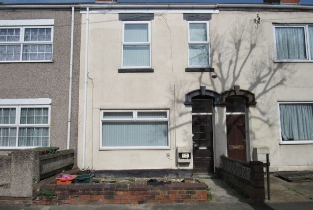 Thumbnail Terraced house to rent in Brereton Avenue, Cleethorpes