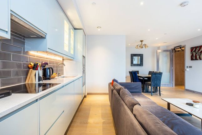 Thumbnail Flat for sale in Bellwether Lane, Wandsworth, London