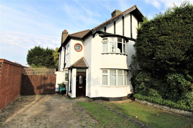 3 bed semi-detached house for sale in Queensway, Petts Wood, Orpington BR5