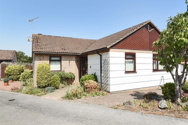 Thumbnail Semi-detached bungalow for sale in Ridgemount Gardens, Hamworthy, Poole