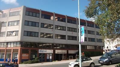 Office to let in Second Floor Suites, Cobourg House, Mayflower Street, Plymouth, Devon