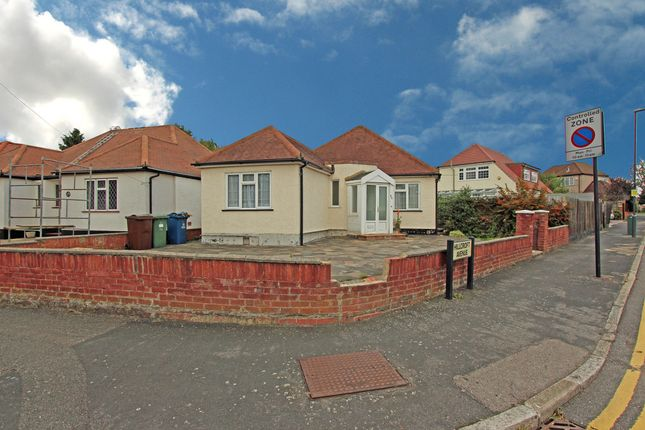 Thumbnail Detached bungalow to rent in Downs Avenue, Pinner